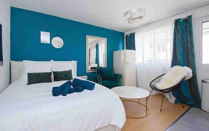 Luxury and New cocooning apartment in city center