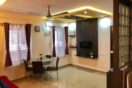 Luxury Cozy Suite  @ Upscale Area | Manyata Tech