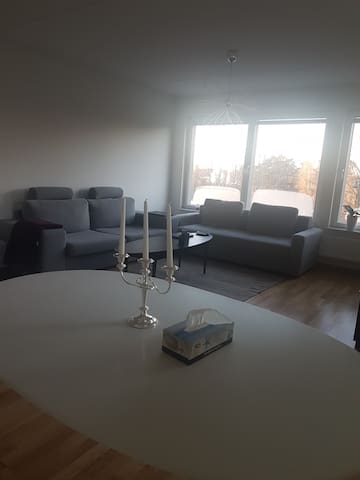 Entire place, good location, close to airport
