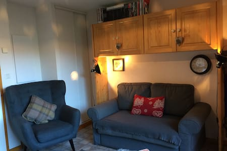 Cosy 1 Bed Appt by the Ski Lift - Saint Jean d'Aulps