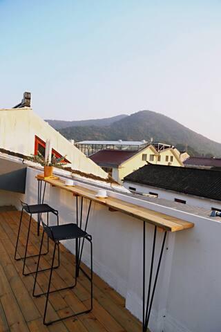 无锡马山容得小筑/特惠标间/两张1.2米床