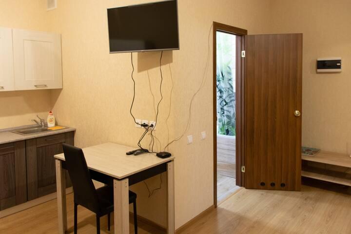 Квартира-студия в г. Белгород