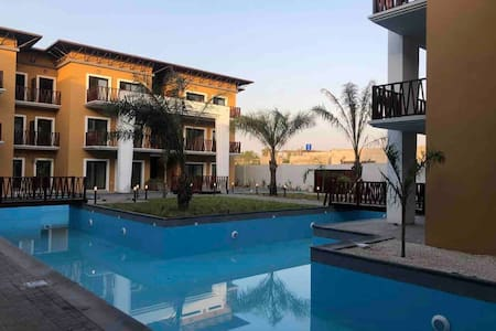 NEW APARTMENT INSIDE SENEGAMBIA STRIP- THE GAMBIA