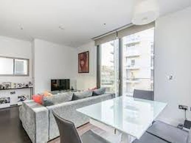 Brand new luxury flat, excellent transport links - Londres - Apartamento