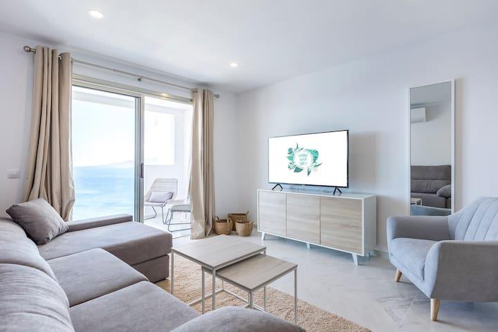Apartamento de Lujo frente al mar 6.4