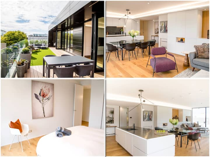 NEW - Executive Penthouse In The City Centre