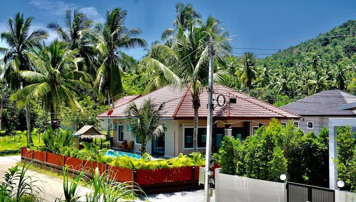Salizzoni private pool villa - Koh Phangan