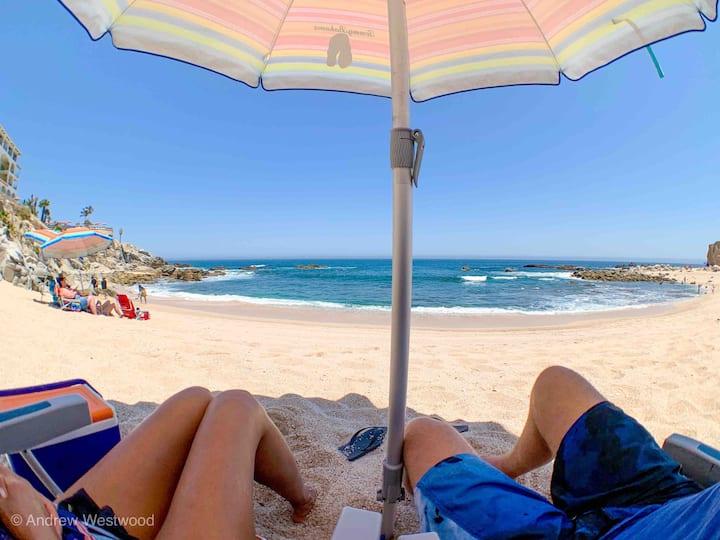 Serene Getaway!  Fabulous Private Snorkeling Beach