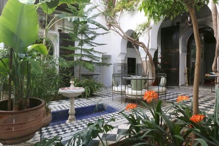Chambre Cumin - Marrakech - House
