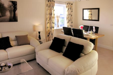 Newbury South A, Serviced Apartments,  Free Wi-Fi - Appartement