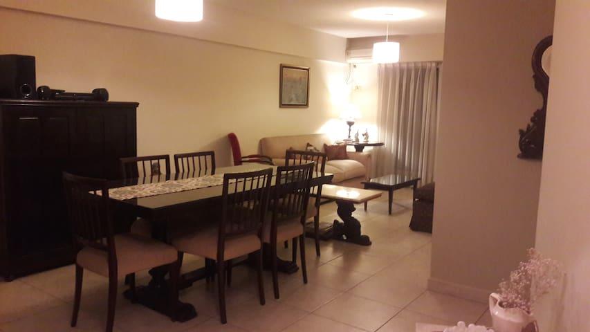 Hermoso departamento con cochera  Tucuman- Centro