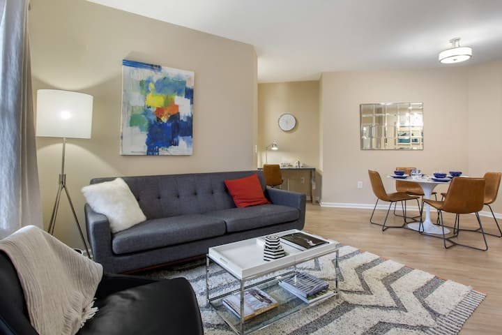 A place of your own | 2BR in New Brunswick