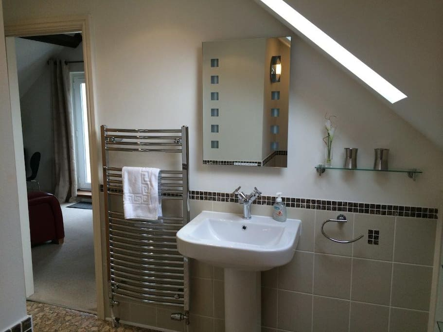 Own Private Luxury Shower Room