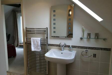Luxury Garden Penthouse at Woolacombe Beach - Apartment