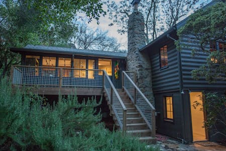 Private, Tranquil Malibu Mountain Cabin - Calabasas - House
