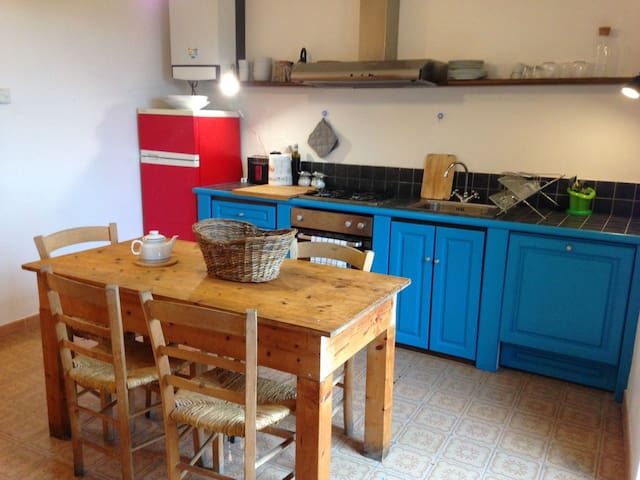 Comfortable and cosy flat in the Etruscan Tuscania