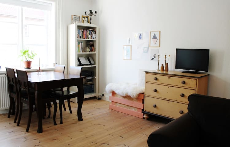 Pleasant and close to central CPH - København - Apartment