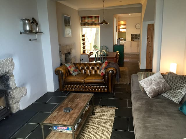 Luxurious 3 bed House - Porthleven - Hus