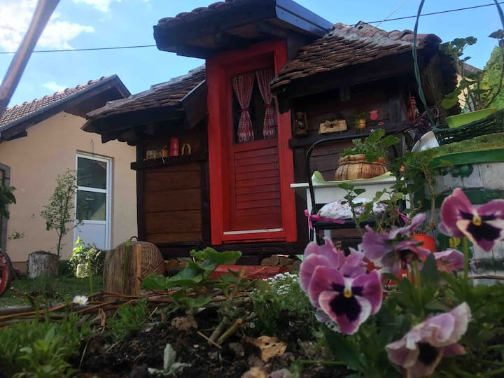 Tiny  lovely Traditional Home Zorica