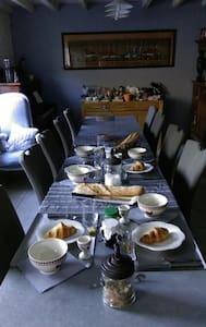 La Bonne Maison, Chambres d'hôtes - Brailly-Cornehotte,  Picardie, FR