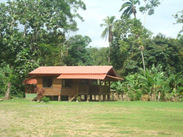 Cabaña  Baru