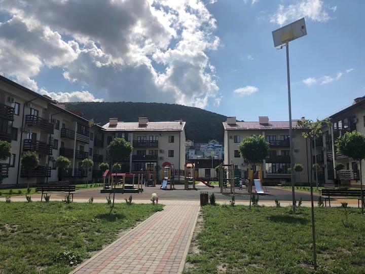 Квартира, студия в ЖК Резиденция Утриш в Сукко