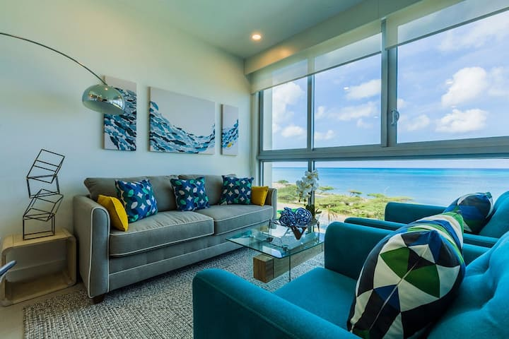Dreams can come true in this Oceanfront Condo!