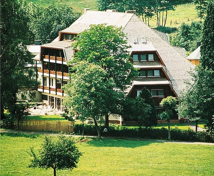 Ferienwohnung 1-Raum für 1 Pers. im Hotel Orbtal