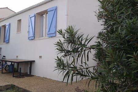 Villa 3 chambres à 5 mins de la mer - Saint-Cyprien - Hus