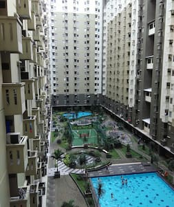 Cheap 2 BR Apartment in Bandung - Apartment