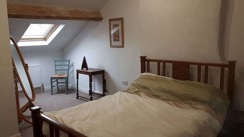 Lovely suite in a converted 18th century cottage