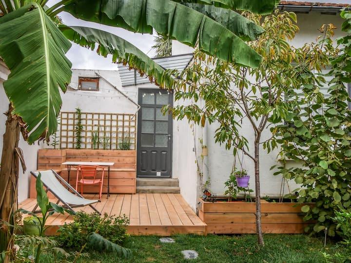 Maison au calme avec terrasse