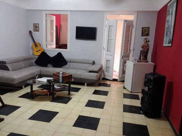 Huge 2Br Private Apartment with terrace - La Habana - Apartment