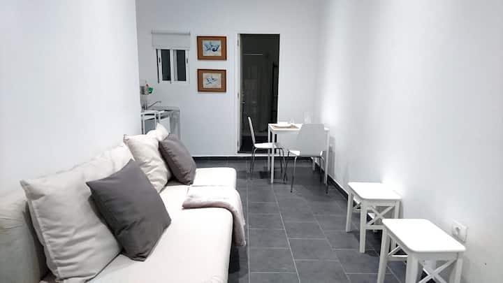 Centro  22 m2  Planta baja, Carpinteria aluminio