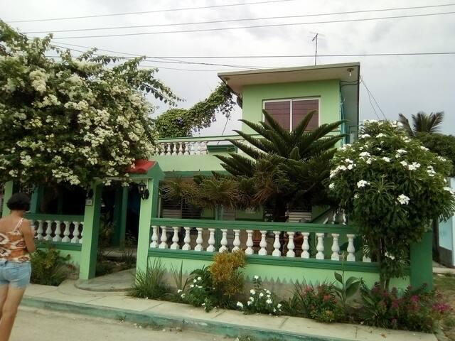 Villa Rosita habitación 1
