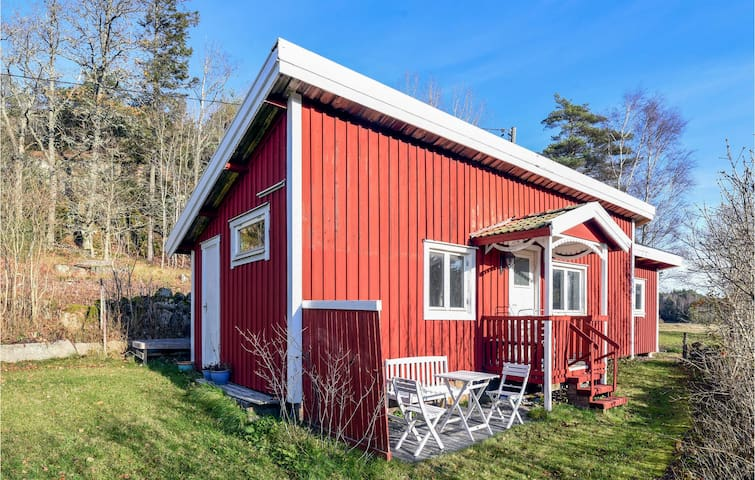 Holiday cottage with 2 bedrooms on 43m² in Fjällbacka