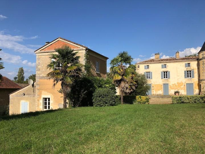 Le cottage de la Grolet