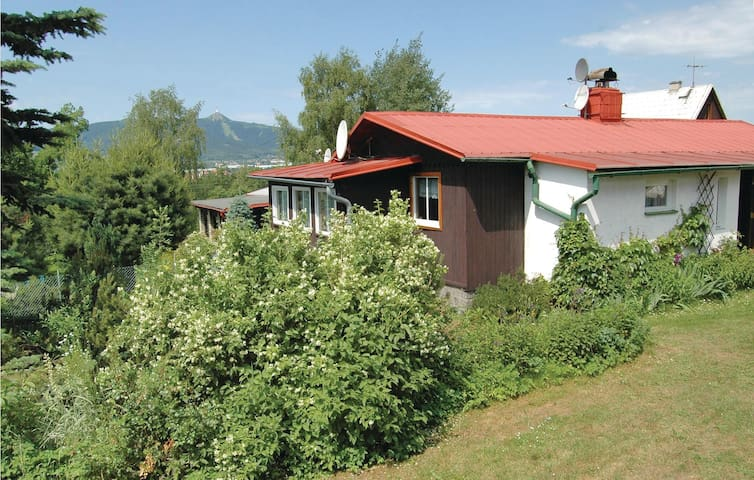 Holiday cottage with 2 bedrooms on 75m² in Liberec