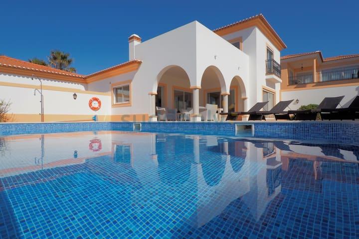 Links Villa - Vivenda 3 quartos, vista Soberba
