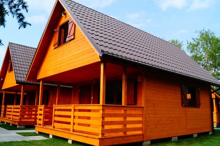 Nowe domki letniskowe nad morzem - Wicie - Casa de hóspedes