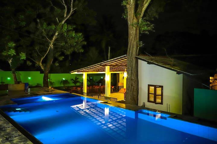 Illamperuma village hotel