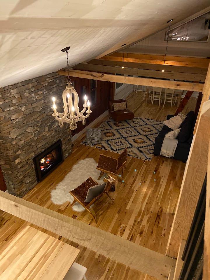 Little Punderson Cabin