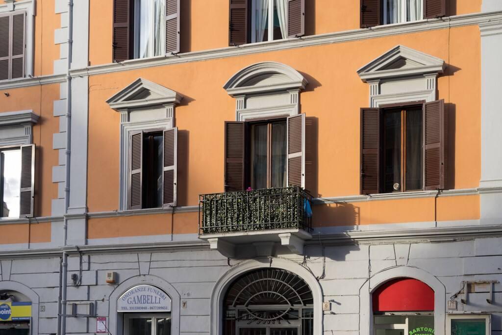 Edificio esterno