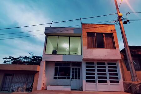 Apartaestudio Girasol en Moniquirá