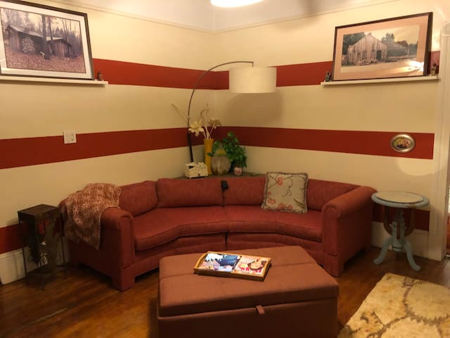 A Home Away From Home: Unit A