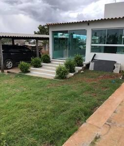 Casa para descanso próxima de Brazlândia