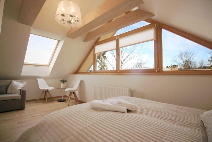 Modern apartment, perfect location. - Zakopane - Daire