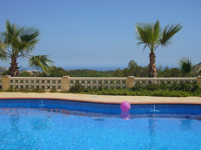 Spacious villa with stunning views - Finestrat - Villa