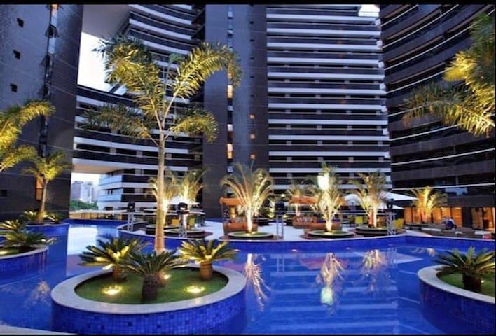 Landscape Beira Mar - Fortaleza - Apartment