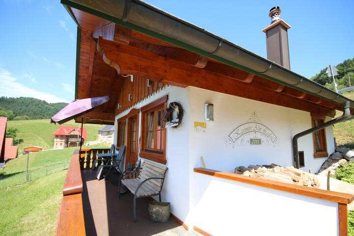 Kasimir Hof, (Seebach), Ferienhaus Kasimirs Alm Lodge, 55 qm, 1 Schlafzimmer, max. 4 Personen